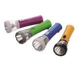 Яркого света из пластика ABS светодиодный фонарик домашних хозяйств и пластмассовые светодиодный светильник