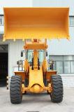 Chargeur de roue de 5 tonnes avec le chargeur de levage élevé de matériel mobile de terre du bras Jgm757K