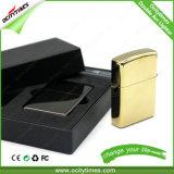 Верхний продавая перезаряжаемые относящий к окружающей среде непламенный лихтер USB для E-Сигареты