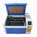 CNC Scherpe Machine van de Laser van de Controle 100W de Rubber