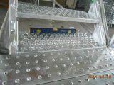 Pisada de escalera para el andamio del bloqueo del anillo