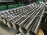 SS304 Stainless Steel Oval Tubes Pipe
