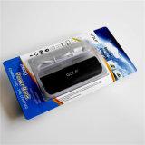 Freie Plastikkasten-Blase, die für Energien-Bank-Einzelverkaufs-Verpackung verpackt