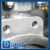 Type de disque de Didtek vanne papillon avec Chairwheel