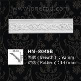 ポリウレタンコーニスPUの王冠形成ポリウレタン天井の装飾Hn8049b