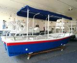 Do barco pequeno da fibra de vidro de Liya 4.2-7.6m barcos de pesca baratos para a venda
