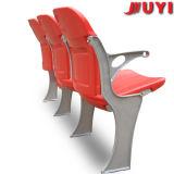 Blm-4671 Juyi марки алюминия на заводе ног пластиковый стул футбольный спортивный центр дешевые спортзал складная зрителя используется церкви стулья