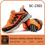 Ботинки безопасности Sc-2301 EVA/спорта лета Saicou стильные резиновый единственные