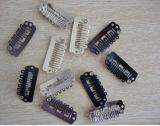 Clips de cheveu de qualité pour faire Clip-dans des extensions de cheveu