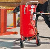 サンドブラスト機械、軽量の携帯用砂の発破工転送についての20ガロン