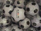 6.3cmのフットボール様式の反圧力PUの球