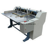 Le carton gris automatique Machine de refendage Zs-1350