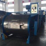 洗浄の工場洗濯は100kg産業洗濯機を意図する