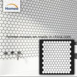 Haut de la vente de la qualité prime facile les patrons de petites mosaïques de la céramique à tête hexagonale