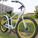 뚱뚱한 타이어를 가진 Hongdu 500W E 자전거