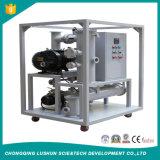 Secador del vacío y planta de relleno/sistema de la evacuación del transformador/conjunto de dos etapas de la bomba de vacío