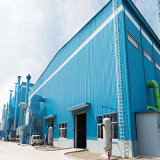Marco de acero ligero estándar del taller de China GB Q235 Q345