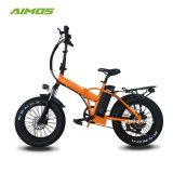 bici elettrica pieghevole di 20inch migliore Seling con il freno a disco