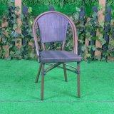 ألومنيوم [بولووود] فندق [هوم وفّيس] فناء خارجيّ [تإكستيلن] يتعشّى كرسي تثبيت ([جت7361ج8406])