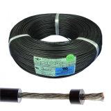 Resistente ao calor de fio de borracha de silicone revestido Elétrico