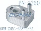 Aluminiummotor-Selbstölkühler/Kühler für Ford/Volvo (Soem: CM5G-6B856-EA)