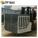 3t Forklift с Attachment Bale Струбцина