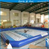 Fabrik-Großverkauf-aufblasbarer Familien-Swimmingpool