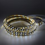 Tira doble del color LED de SMD2835 el 120LEDs/M