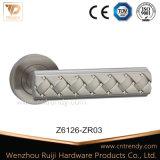 Het Handvat van de Hefboom van de Deur van de Legering van het aluminium of van het Zink op nam toe (Z6124-ZR03)