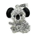 Koala животных Crystal Gold мышь USB-накопители пера