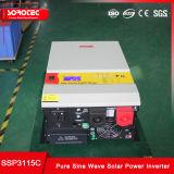 Convertidor de corriente Frequencysolar baja 1-6kw de potencia Ssp inversor3115c 6kw