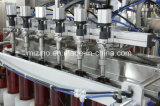Las boquillas de máquina de llenado automático de 8 Dairly Productos Equipos