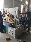Обрабатывающее оборудование горячего металла Ironworker тавра сбывания multi-Funnction