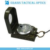 Bussola dell'esercito di Lensatic di stile di originale 80 con lo standard militare (ES-OP-C03)