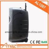 工場価格の熱い販売のスピーカーのBluetooth/USBの携帯用トロリースピーカー