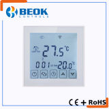 Termóstato de calefacción electrónico del sitio de WiFi para la calefacción por el suelo