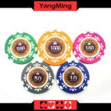 760 ПК Техас Холдем стиле /глиняные наклейку для набора микросхем в покер азартные игры (MGBG YM-003)