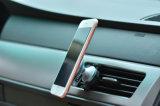 Soporte magnético 360 grados de rotación de aleación de aluminio Alquiler de GPS Soporte del teléfono de montaje magnético para el iPhone Smart Phone