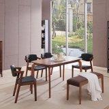Mobiliario de casa moderna juegos de comedor Silla de madera para Restaurante