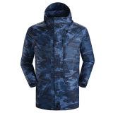 Moda para homens Mauntaineering Jackts Windbreaker impresso de vento cubra Jacket