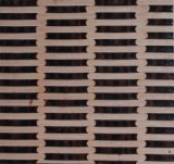 Hölzernes Panel-dekoratives Innenpanel-hölzernes künstlerisches Panel Shenzhen-3D