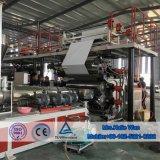 Carrelage de sol en vinyle SPC en plastique de décisions de la machine d'Extrusion