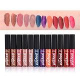 De hete Reeks van de Make-up van Lipgloss van de Lippenstift van 12 Kleuren van Popfeel van de Verkoop Nieuwe Populaire Vloeibare