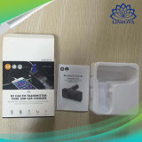 Caricatore mobile del USB MP3 dell'azionamento dell'istantaneo del USB della scheda di TF di sostegno del caricatore doppio aus. dell'automobile con Bluetooth