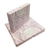 Rosa Tuck-Top parede simples e parede dupla Shipping Box caixa de papelão
