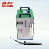 Oxy generador de hidrógeno H100 portátil Manual de la máquina de pulido de 110V