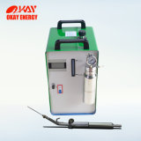Oxyの水素の発電機H100の手動携帯用磨く機械110V