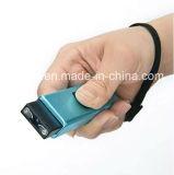 Micro-USB цепочки ключей ползунок и изумите пистолет аккумуляторный светодиодный фонарик