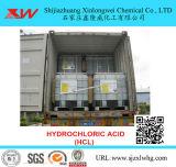 Industrieel ZoutzuurZuur/Hydrochloric Zuur van de Rang van het Voedsel (HCl)