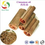 Olio essenziale dell'alimento dell'olio di cannella di CAS no. 8007-80-5/dell'olio di fragranza dell'alimentazione animale del foglio della cannella essenza di cannella di sapore dell'olio materiale puro della base